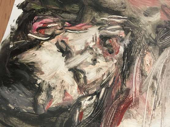 Sergey Sysov. Based on Munch. - photo 2