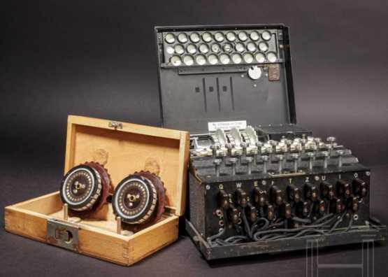 Machine de chiffrement
