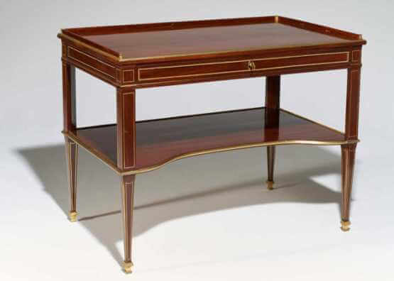 Классический рабочий стол | 1800 год