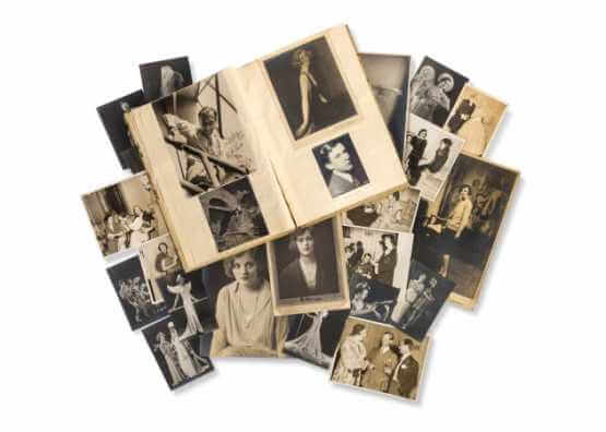 Scrapbook by Barbara Beaton (1912-1973) and Cecil Beaton (1904-1980)