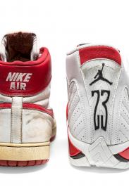 Original Air: Michael Jordan Game-Worn and Player Exclusive Sneaker Rarities