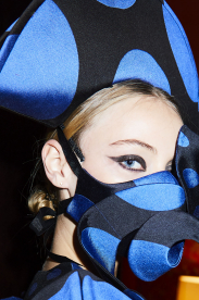 Couture for Change: Ronald van der Kemp (RVDK) Couture Face masks in Aid of Refugee Company