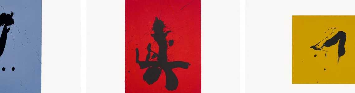 Robert Motherwell Prints from the Dedalus Foundation