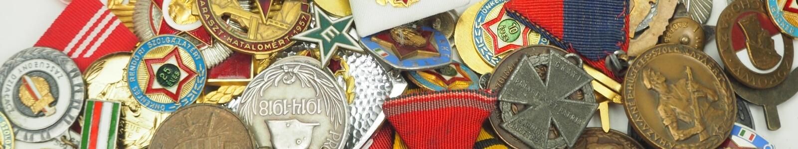 26e vente aux enchères - Collection Militaria d'Europe de l'Est et de Russie