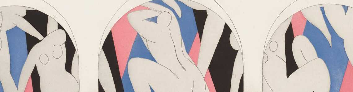 Matisse on Paper: Prints & Drawings from the Estate of Jacquelyn Miller Matisse