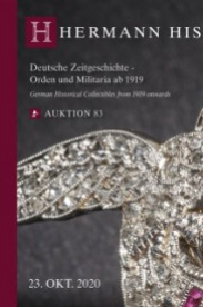 German contemporary history - medals and militaria from 1919