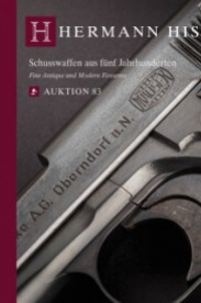 Presence auction - firearms from five centuries