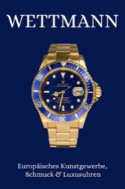 European arts and crafts, jewelry & luxury watches