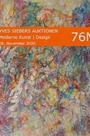 Auction 76M. Modern Art   Design