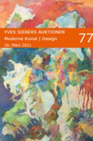 Enchère 77M: Art Moderne, Design