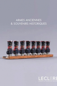 ANCIENT WEAPONS AND HISTORICAL SOUVENIRS