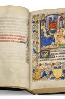 Manuscrits enluminés et premiers livres imprimés de la collection d'Elaine et Alexandre Rosenberg