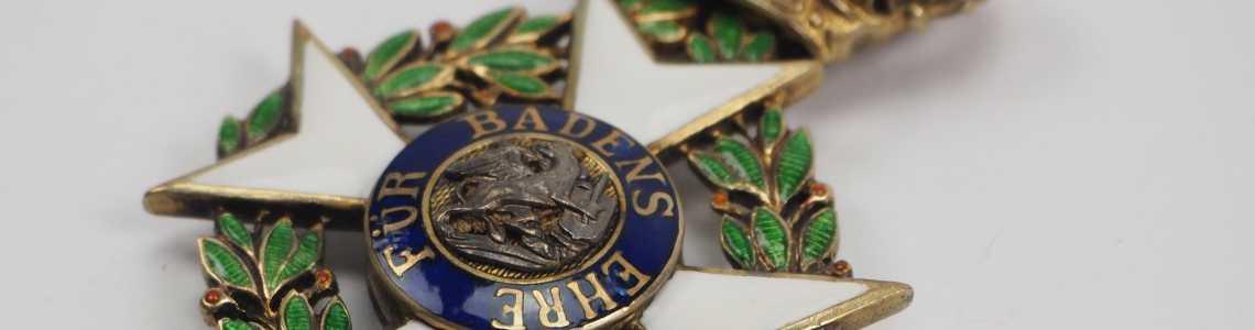 31-й аукцион: Милитария, медали и ордена