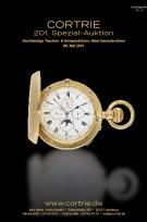 201-й аукцион: качественные карманные и наручные часы, изысканные коллекционные часы