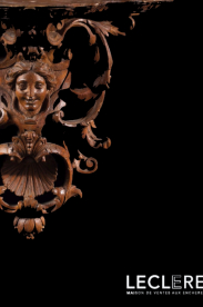 FURNITURE & OBJECTS Of ART - the COLLECTION of S. FROM A BASTIDE MARSEILLAISE AND VARIOUS