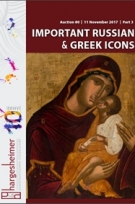 Important Russian & Greek icons Part II