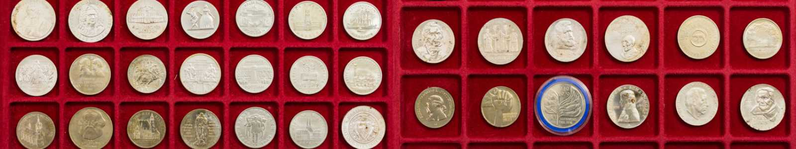 Coins, Medals, Stamps