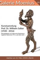 Коллекция Произведений Искусства Проф. Вильгельм Salber
