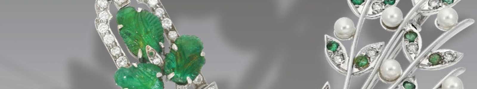 Fine jewellery - Antique to Modern