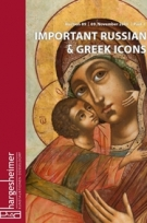 Significant Russian and Greek icons part I