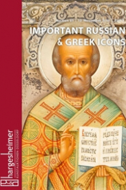 Significant Russian and Greek icons part II