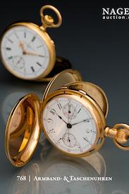 768   Bracelet & Pocket Watches