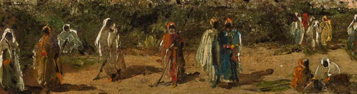 Gemälde des 19. Jahrhunderts,