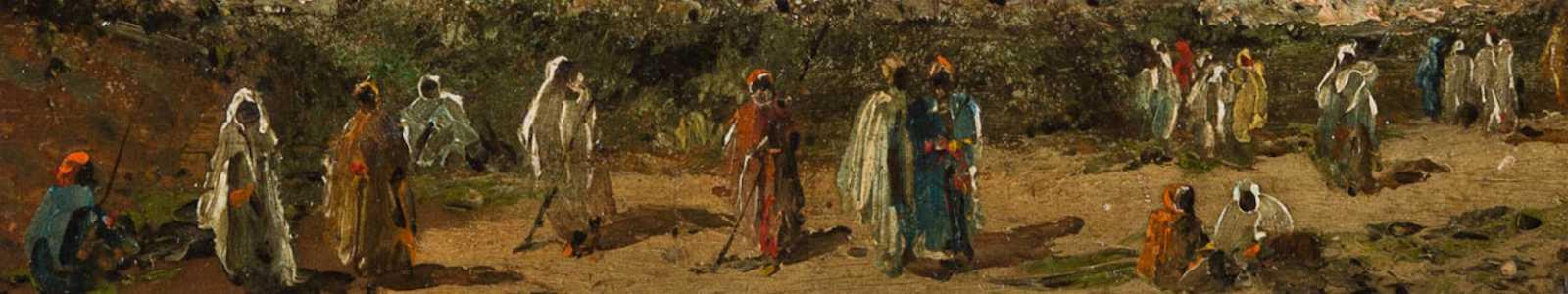 Paintings of the 19th century. Century,