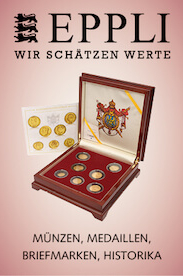 Münzen, Medallien, Briefmarken, Historika