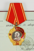 Medals and badges of honor