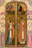 Greek and Russian icons, as well as Varia