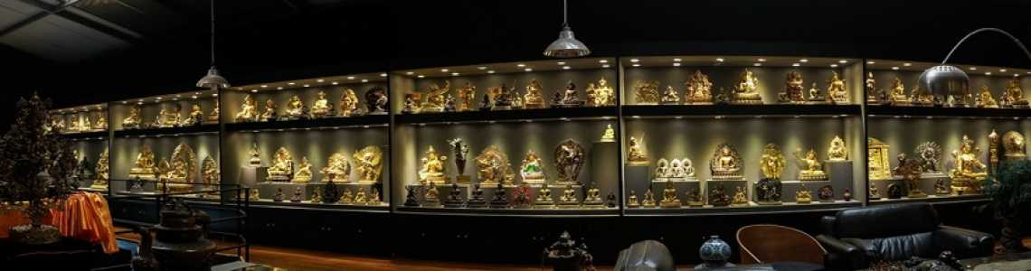 Asian Art Auction in the Summer of 2019