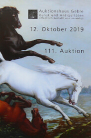 111. Auction   art and Antiques