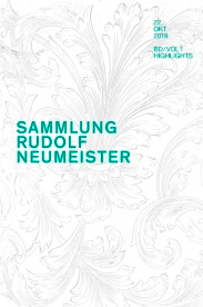 Collection Rudolf Neumeister. Sculptures and paintings