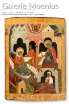 Greek and Russian art from the 16th to the 20th century