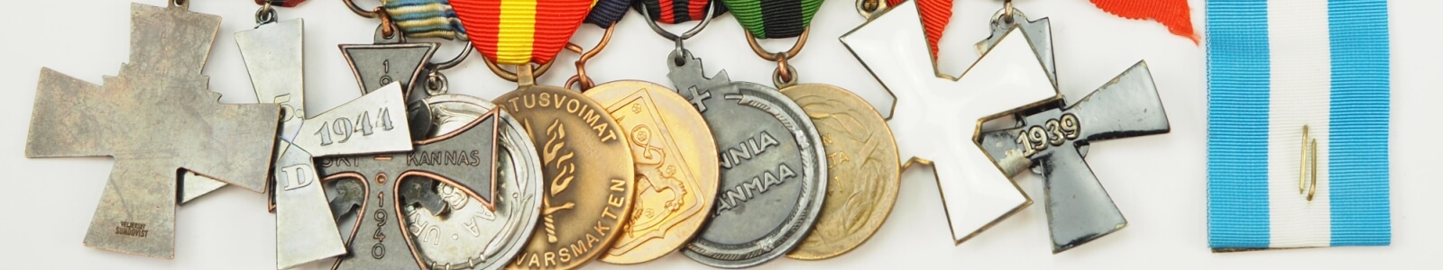 Auction 23: Medals and badges of honor