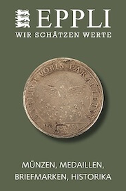 Coins, medals, stamps, historica