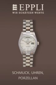 Jewelry, watches, porcelain, silver, luxury watches & accessories