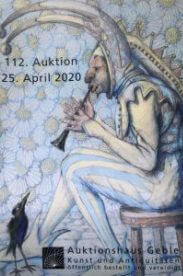 112. Art and antiques auction