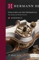 A82s - Schusswaffen aus fünf Jahrhunderten