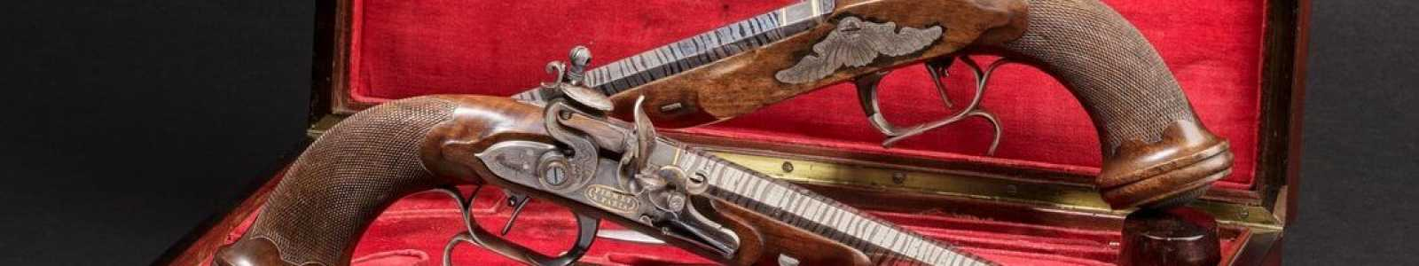 A82s - firearms of five centuries