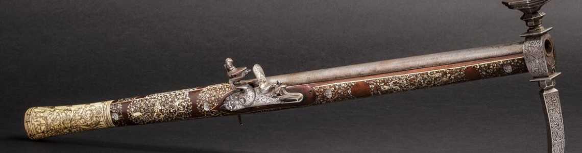 A82d - Die Sammlung J. Durval – Antike Schusswaffen