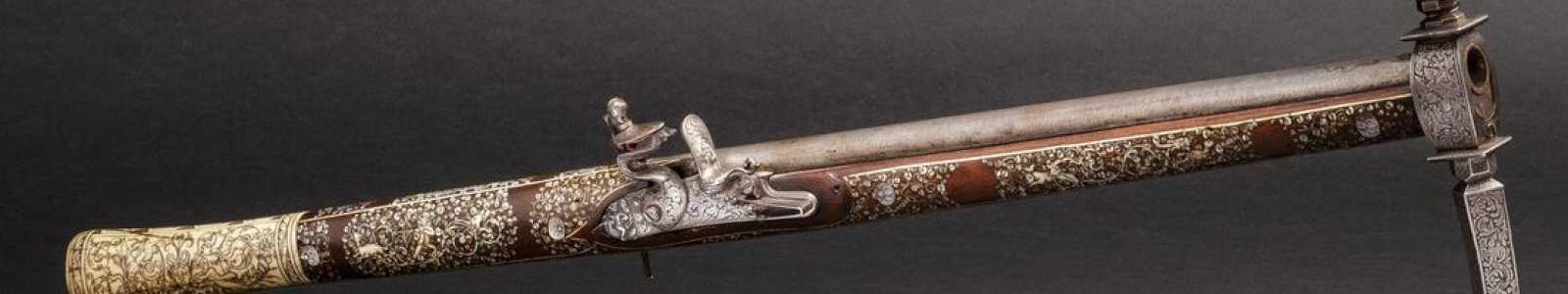 A82d - The collection of J. Durval – Antique firearms
