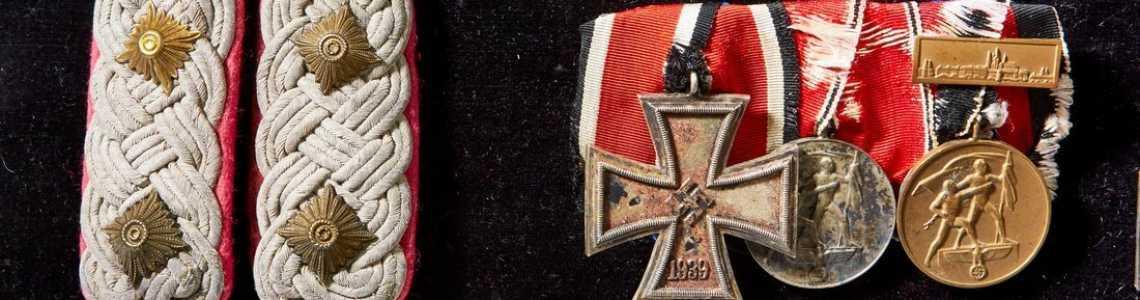A82r - Deutsche Zeitgeschichte - Orden und Militaria ab 1919