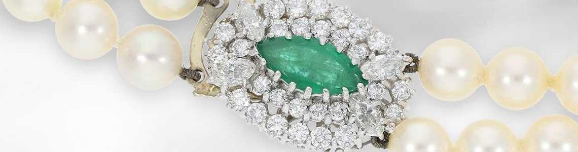 Exquisite jewelry - antique to modern