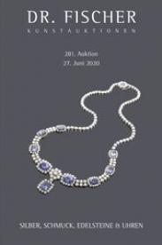 281-II: Silver, jewelry, gemstones & watches