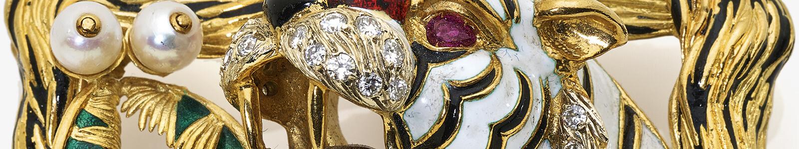 Jewelery auction