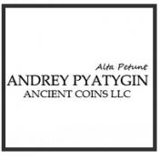 ANDREY PYATYGIN ANCIENT COINS LLC