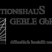 Auktionhaus Geble GbR
