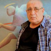 Painter Rafail Aliyev